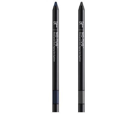 Eyeliner Anti Air it cosmetics no tug anti aging waterproof gel eyeliner duo