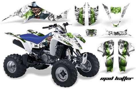 03 Suzuki Ltz 400 Suzuki Ltz 400 Atv Amr Racing Graphics Sticker Ltz400 03