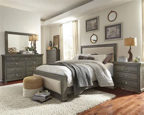grey bedroom furniture to fit your personality roy home progressive furniture progressive furniture a19968w
