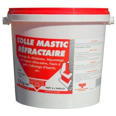 platre refractaire cheminee ciment r 233 fractaire en seau de 3 5 kg castorama