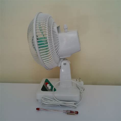 Kipas Angin Maspion Power Fan harga kipas angin meja 7 inch maspion di kota surabaya