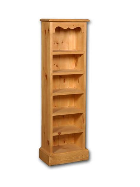 meadow pine 4x1 cd bookcase