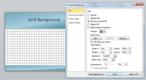 Graph Paper Template Powerpoint How To Create A Graph Paper Background In Powerpoint Powerpoint Presentation