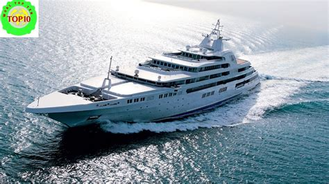 expensive yachts  built youtube