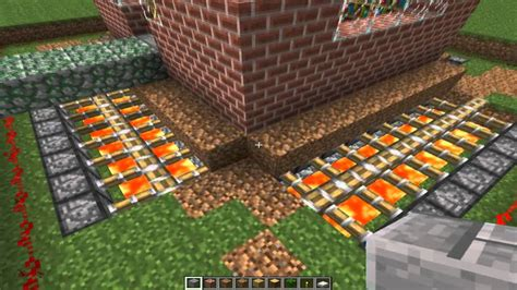 minecraft how to protect your house easily youtube