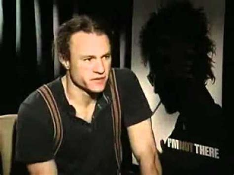last interview with heath ledger youtube