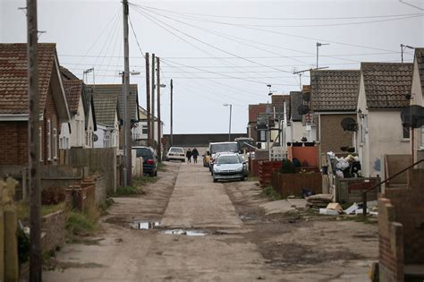 jaywick the most deprived town in the uk in the week the