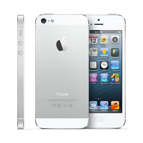 Hp Apple Iphone 5 64gb jual apple iphone 5 64gb
