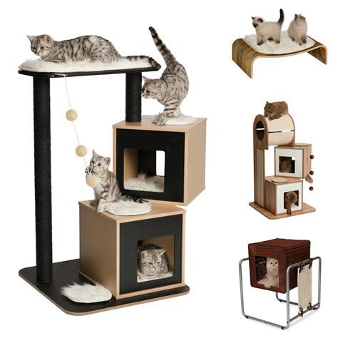 Cat Furniture by Review Vesper Cat Furniture The Conscious Cat