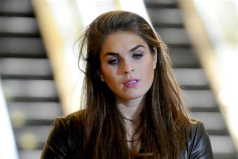 hope hicks lacrosse trump throws female aide under the bus to cover for john