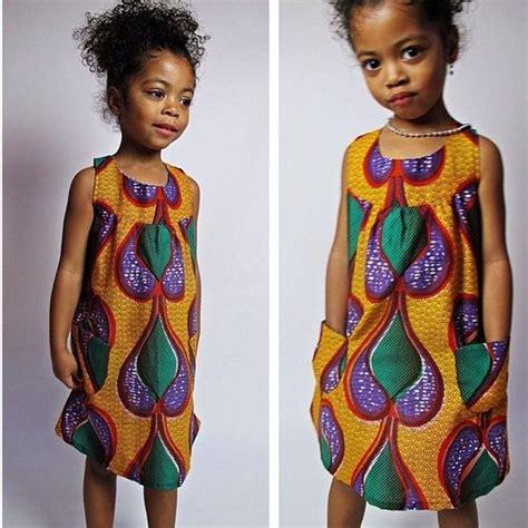 nice african bubu ankara designs for children 2016 collection