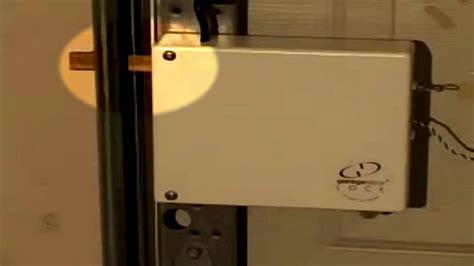Automatic Garage Door Lock Automatic Garage Door Locks Liftmaster Automatic Garage Door Lock Doesn T Come Cheap Cnet 25