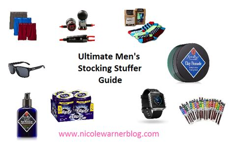 mens stocking stuffers 2016 mens stocking stuffer guide