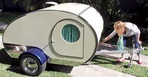 gidget teardrop cer gidget teardrop cer 28 44 awesome retro teardrop trailer
