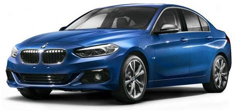 china bmw bmw 1 series sedan launched exclusively in china