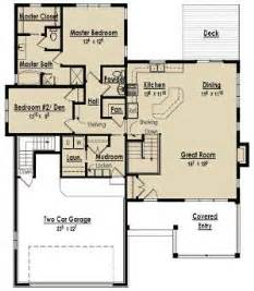 narrow sloping lot house plans single level living it is a craftsman style mountain or lake house plan designed for a sloping lot customers are