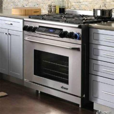 Outdoor Cooktop Propane Dacor Er36dsch Epicure Dual Fuel Range
