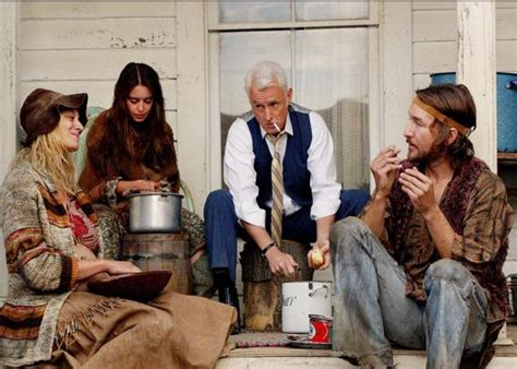 living in color mad men old and new mad men recap roger marigold and the hippies on the