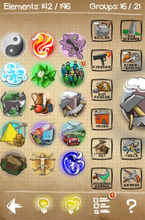 how to create new elements in doodle god doodle god walkthrough guide iphone
