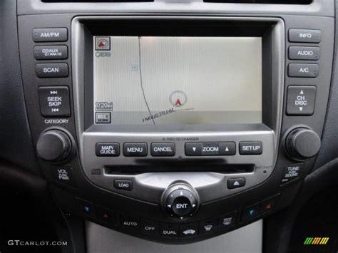 auto air conditioning repair 2007 honda accord navigation system 2007 honda accord ex l sedan navigation photos gtcarlot com