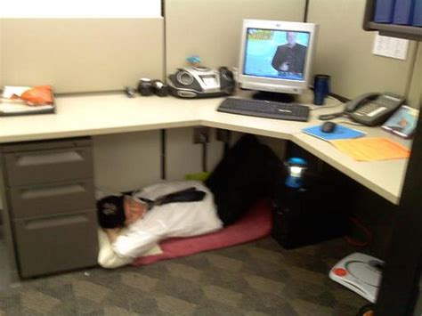 How To Nap At Your Desk by I Can Write Annual Tradition