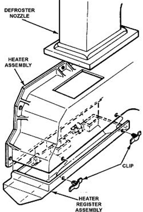 2010 ford escape blower motor resistor autozone ford focus blower motor resistor ford aerostar blower resistor wiring diagram odicis org