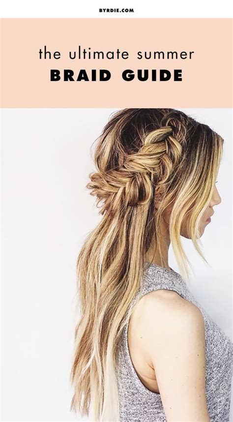 show a picture of pigtail braids wrestling guide your ultimate summer braid guide straight from instagram