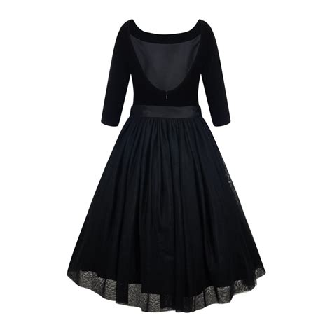 party swing dress collectif vintage amanda party swing dress collectif