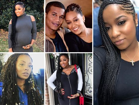 birthing hairstyles these celebs prove why braids are perfect third trimester