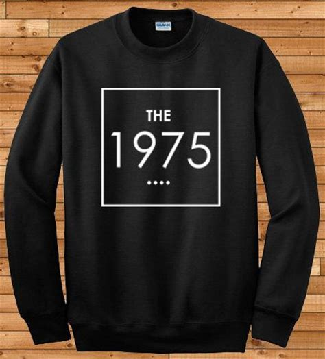 Sweater The 1975 Hoodie the 1975 crewneck sweater the 1975 band shirt matt by ownagetees t shirt designs