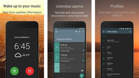 Nightstand App Android by 10 Best Clock Apps And Digital Clock Apps For Android