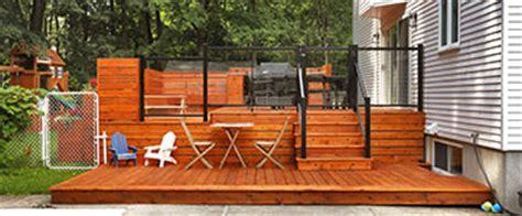 Balancoire Pont De La Souleuvre by Construire Un Patio Couvert 28 Images Patio Plus Cedar