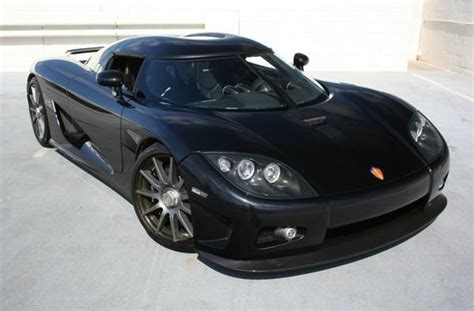 Used Koenigsegg For Sale In Usa Barely Used And Upgraded Koenigsegg Ccx Up For Sale News