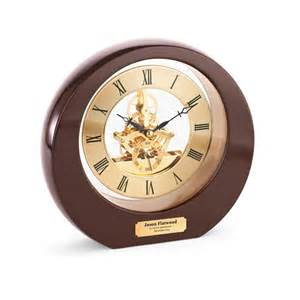 Desk Clock Clocks Business Gifts Personalized Gifts