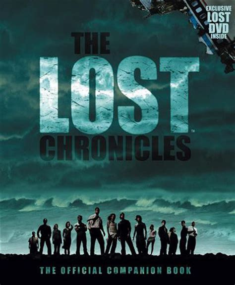 the lost book the lost chronicles the official companion book