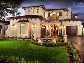 style home designs best 25 mediterranean style homes ideas on