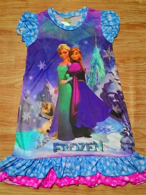Kaos Anak Katun Usia 1 9 Thn Frozen Fz 007 Ef kaos anak grosir ka g kaos dan dress printed kartun