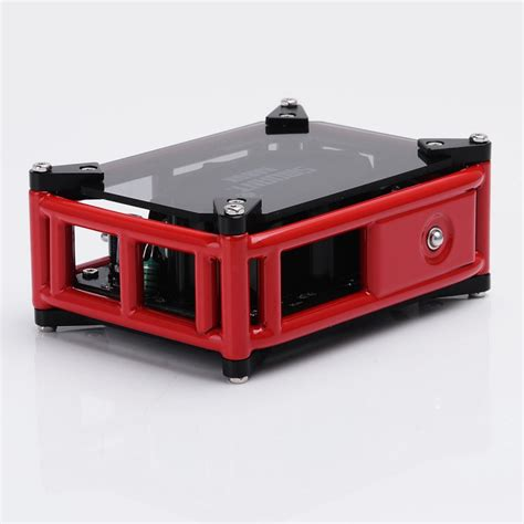 Authentic Smoant Rabox 100w 330mah Mechanical Mod authentic smoant rabox 100w stainless steel 3300mah mechanical mod