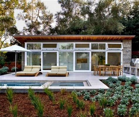 Sustainable House By The Pond Gorgeous House With Sustainable Design And A Beautiful