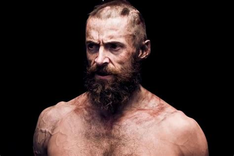 Kitchen Devil Knives Set by Hugh Jackman Bald With Beard Newhairstylesformen2014 Com