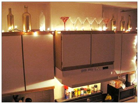 lights above kitchen cabinets 17 best images about liquor cabinet on pinterest shelves