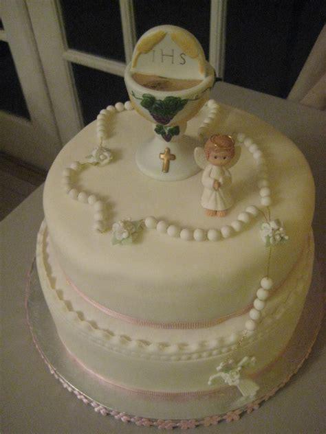 communion cake  girl cakecentralcom