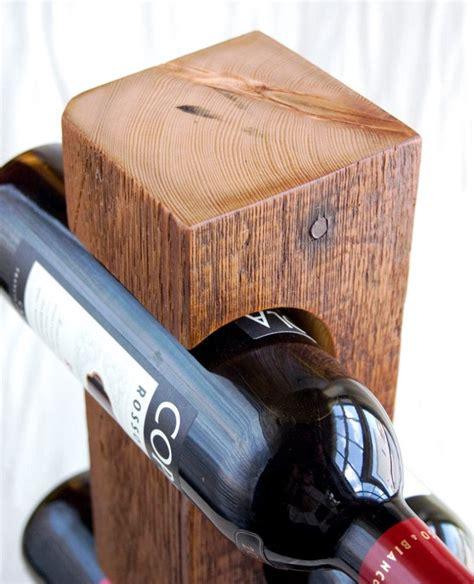 diy unique  elegant wine rack designs diy crafts