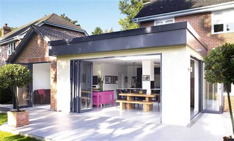 Designing A Garage designing a single storey extension real homes