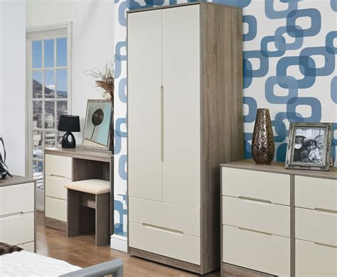 Wardrobe Door Fronts by Riviera Mix N Match 2 Door 2 Drawer Wardrobe 2 Door