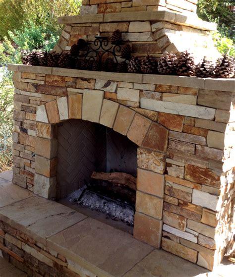 flagstone fireplace flagstone fireplace