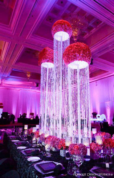 centerpieces with crystals wedding d 233 cor ideas with centerpieces decozilla