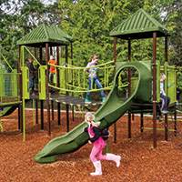 Landscape Structures Playsense Playgrounds By Age Landscape Structures Inc