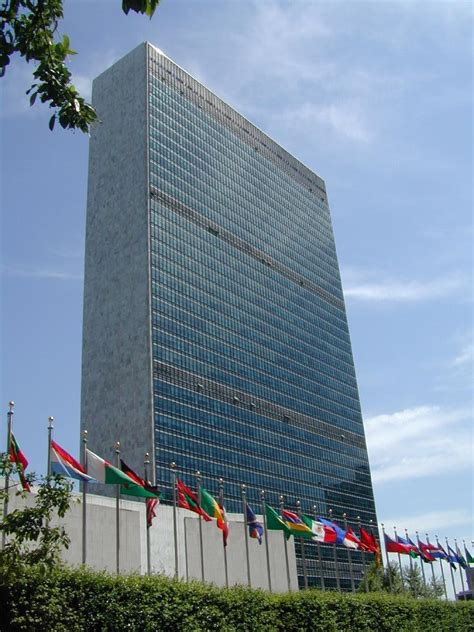 sede onu united nations headquarters in new york data photos