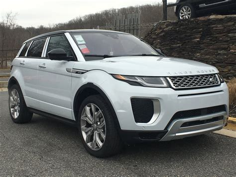 land rover suv 2018 2018 land rover range rover evoque 5 door 286hp